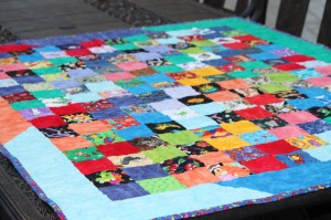 Sunshine Quilt (I Spy)