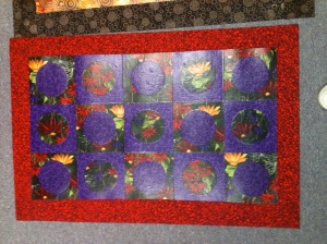 Floor Quilt