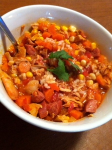 mexican gumbo